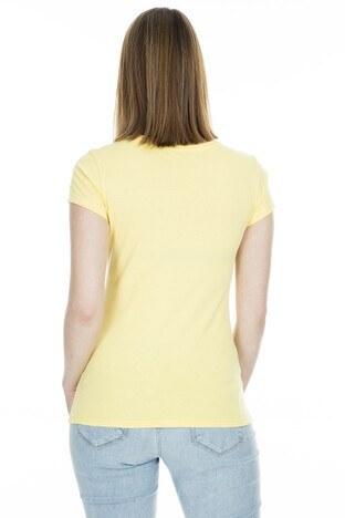 Fashion Friends Bayan T Shirt 9Y1547 SARI
