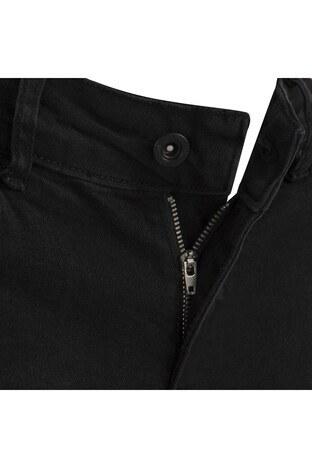 Fashion Friends Jeans Bayan Kot Pantolon 8K0507 SİYAH