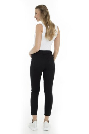 Fashion Friends Jeans Bayan Kot Pantolon 9Y1469 SİYAH