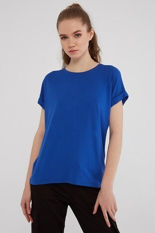 Fashion Friends - Fashion Friends Bayan T Shirt 21Y0194B1 SAKS