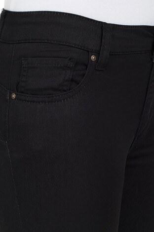 Fashion Friends Slim Fit Bayan Pantolon 9K0331 SİYAH