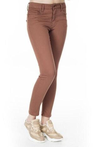 Fashion Friends Slim Fit Bayan Pantolon 9K0331 TARÇİN