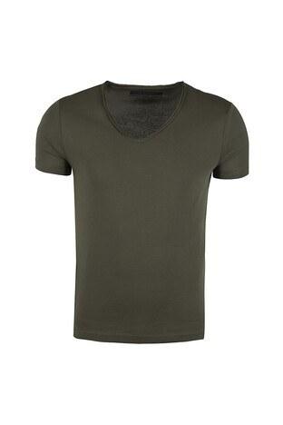 Five Pocket 5 Erkek T Shirt 1071 HAKİ