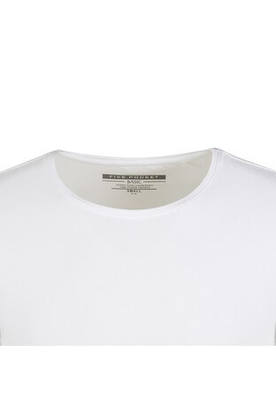 Five Pocket 5 Erkek T Shirt 1073 BEYAZ
