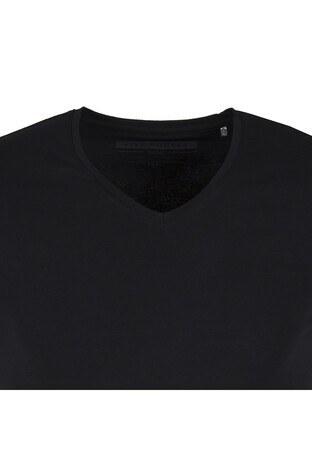 Five Pocket 5 /SİYAH/S Erkek T Shirt 1074 SİYAH