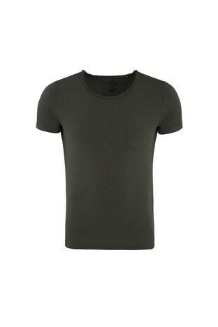 Five Pocket 5 Erkek T Shirt 1075 HAKİ