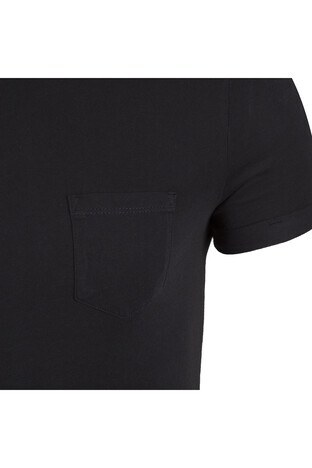 Five Pocket 5 Erkek T Shirt 1075 SİYAH