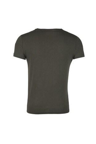 Five Pocket 5 Erkek T Shirt 1083 HAKİ