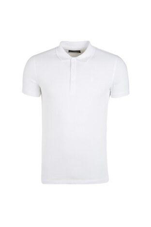 Five Pocket 5 Erkek T Shirt 1097 BEYAZ