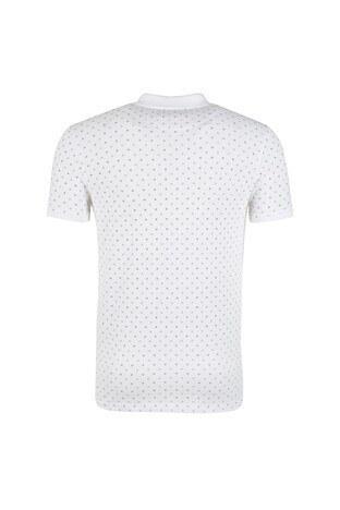 Five Pocket 5 Erkek T Shirt 1099 BEYAZ