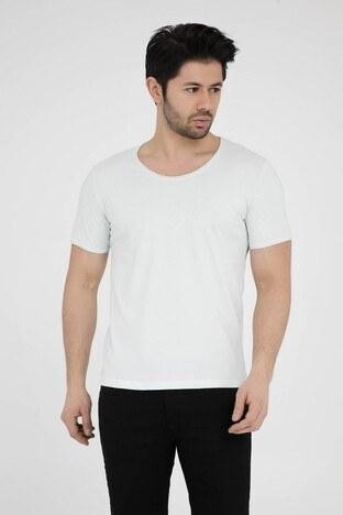 Five Pocket - Five Pocket 5 Erkek T Shirt 8032 SU YEŞİLİ