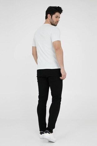 Five Pocket 5 Erkek T Shirt 8032 SU YEŞİLİ