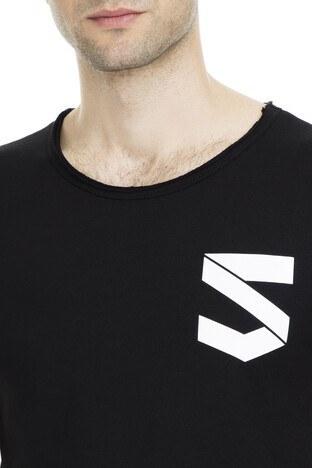 Five Pocket 5 Erkek T Shirt 8077 SİYAH