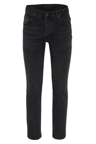Five Pocket 5 Jeans Erkek Kot Pantolon 7106H0101PORTO SİYAH
