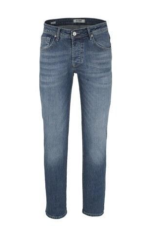Five Pocket - Five Pocket 5 Jeans Erkek Kot Pantolon 7124F165PORTO KOYU LACİVERT