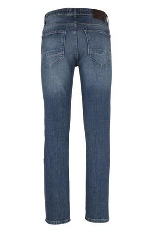 Five Pocket 5 Jeans Erkek Kot Pantolon 7124F165PORTO KOYU LACİVERT