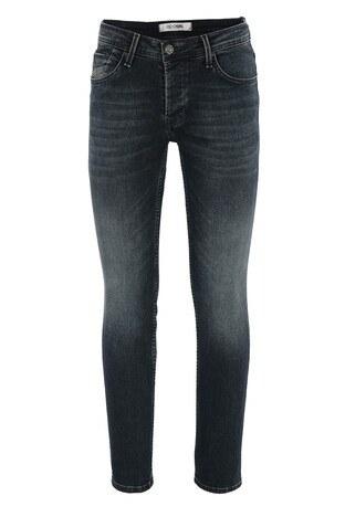 Five Pocket 5 Jeans Erkek Kot Pantolon 7125G124PORTO KOYU LACİVERT