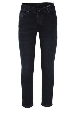Five Pocket - Five Pocket 5 Jeans Erkek Kot Pantolon 7144F181PORTO SİYAH-MAVİ