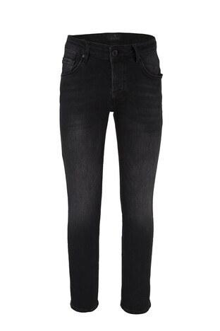 Five Pocket - Five Pocket 5 Jeans Erkek Kot Pantolon 7144F234PORTO SİYAH