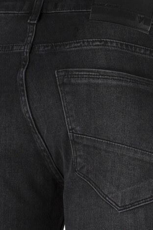 Five Pocket 5 Jeans Erkek Kot Pantolon 7144F234PORTO SİYAH