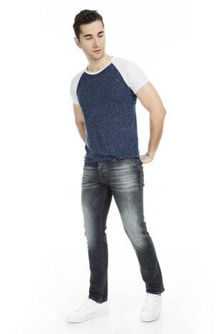 Five Pocket 5 Jeans Erkek Kot Pantolon 7195F233ARTOS SİYAH