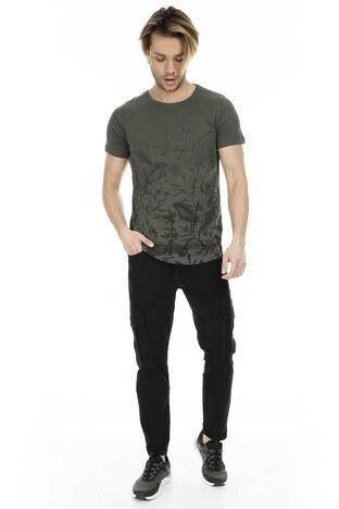 Five Pocket - Five Pocket 5 Jeans Erkek Kot Pantolon 7234N695HARLEM SİYAH