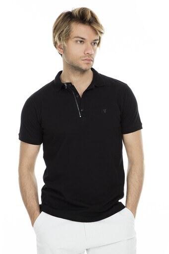 Five Pocket 5 Polo Yaka Erkek T Shirt 8048 SİYAH