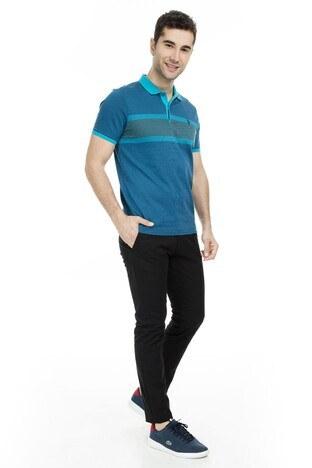 Frappoli - Frappoli Erkek Pantolon 1007MILANO SİYAH