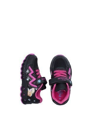 Frozen Kız Çocuk Ayakkabı HARPY SİYAH