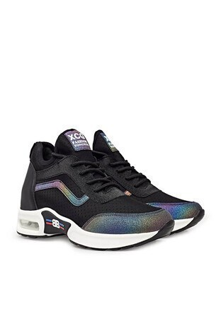 Guja Bilekli Sneaker Bayan Ayakkabı 38921Y3016 SİYAH