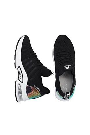 Guja Sneaker Bayan Ayakkabı 38921Y3018 SİYAH