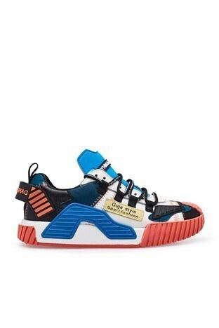 Guja - Guja Sneaker Bayan Ayakkabı 38921Y344 BEYAZ-TURUNCU