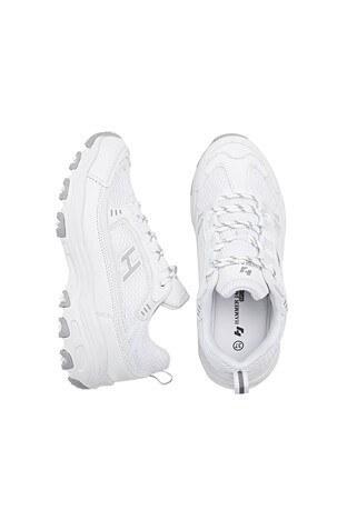 Hammer Jack Günlük Spor Bayan Ayakkabı 101 21305-Z BEYAZ