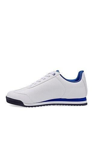 Hammer Jack Günlük Spor Erkek Ayakkabı 101 21540-M BEYAZ-SAKS