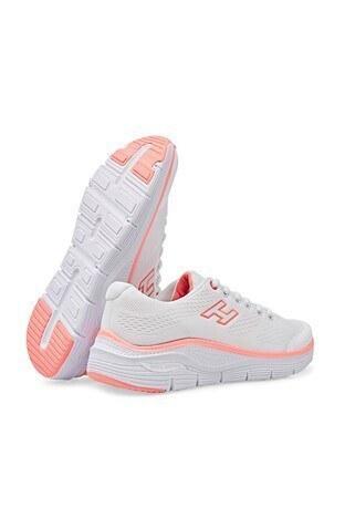 Hammer Jack Spor Bayan Ayakkabı 101 21160-Z BEYAZ-PEMBE