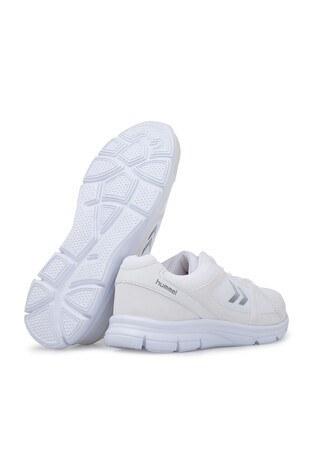 Hummel Caracas Erkek Ayakkabı 208202-9001 BEYAZ