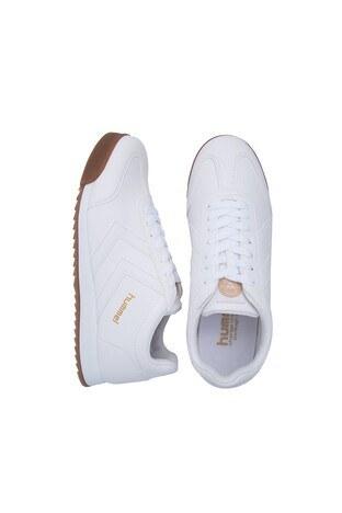 Hummel Erkek Ayakkabı 206308-9001 BEYAZ