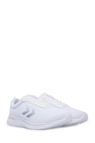 Hummel Erkek Ayakkabı 208200-9001 BEYAZ