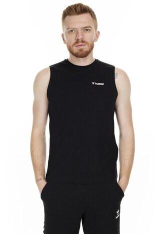 Hummel Erkek T Shirt 910864-2001 SİYAH-SİYAH