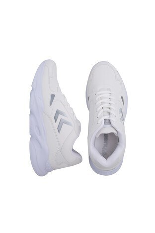 Hummel Günlük Spor Unisex Ayakkabı 206249-9001 BEYAZ