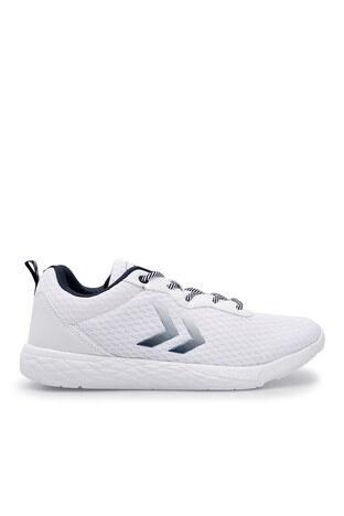 Hummel - Hummel Günlük Spor Unisex Ayakkabı 208701-9001 BEYAZ