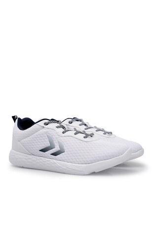 Hummel Günlük Spor Unisex Ayakkabı 208701-9001 BEYAZ