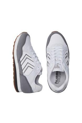 Hummel Günlük Spor Unisex Ayakkabı 211617-9001 BEYAZ