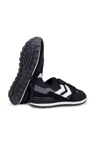 Hummel Günlük Spor Unisex Ayakkabı 211966-2114 SİYAH-BEYAZ