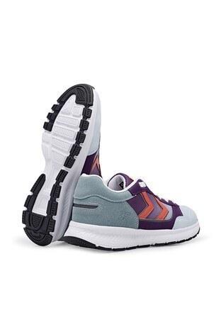 Hummel Günlük Spor Unisex Ayakkabı 212508-7986 Açık Mavi-Mor