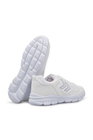 Hummel Günlük Spor Unisex Ayakkabı 212608-9001 BEYAZ