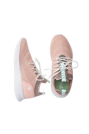 Hummel Günlük Spor Unisex Ayakkabı 212622-3601 PUDRA