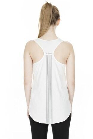 Hummel Kadın T Shirt 910836-9003 KIRIK BEYAZ