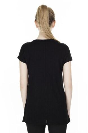 Hummel Kadın T Shirt 910986-2001 SİYAH