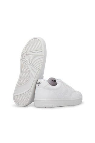 Hummel Nielsen Erkek Ayakkabı 206305-9001 BEYAZ